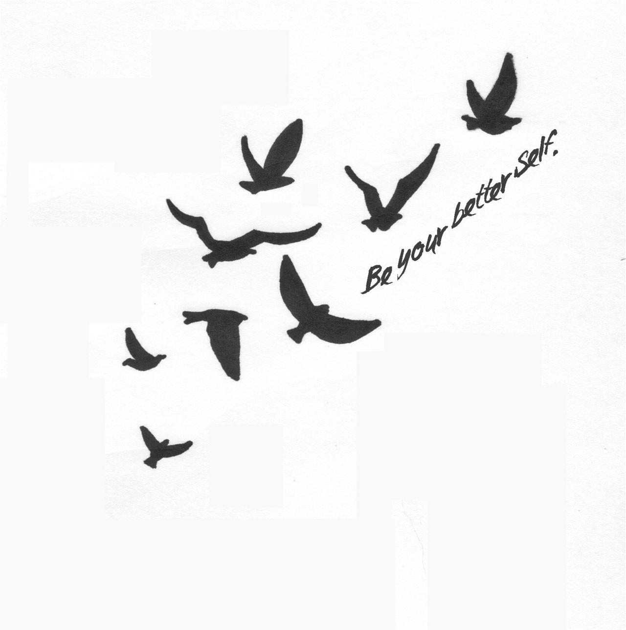 Birdist Rule 75 Get A Bird Tattoo And Make It A Good One Audubon regarding size 1280 X 1288