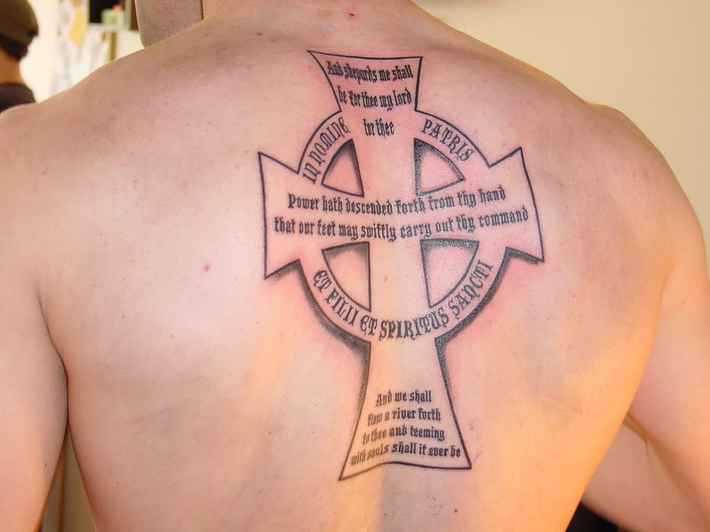 Boondock Saints Tattoos Designs Ideas And Meaning Tattoos For You for dimensions 1024 X 768