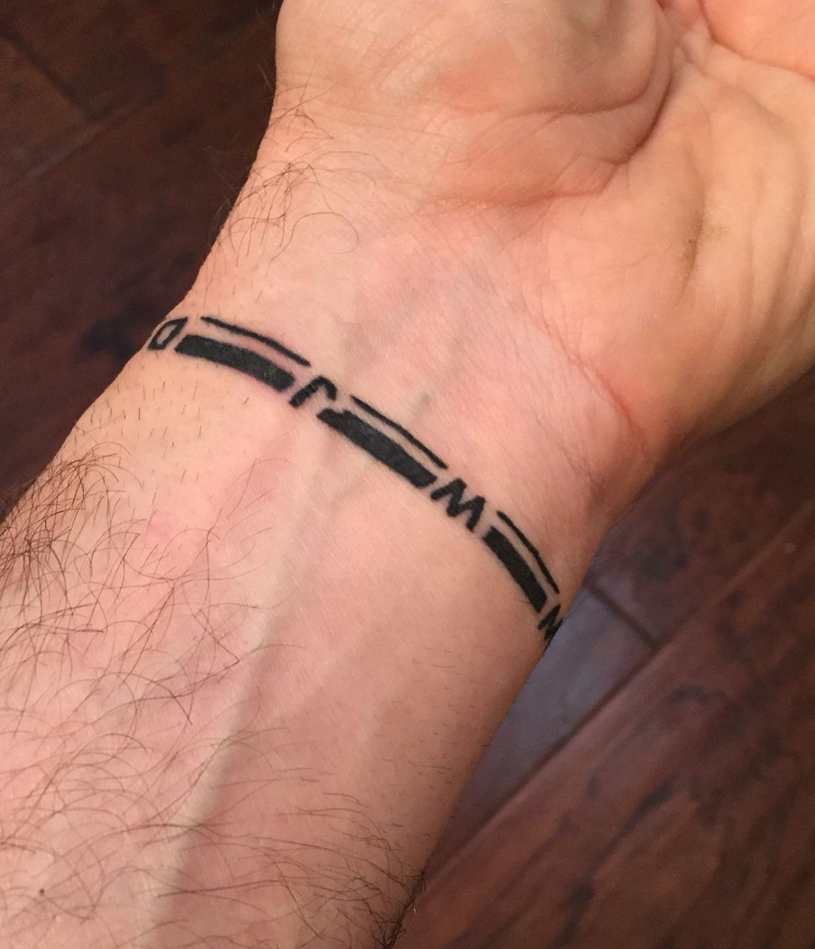 Cross Bracelet Tattoo Bottom Wwjd Tattoo Tattoo Bracelet Chain pertaining to proportions 1146 X 1334