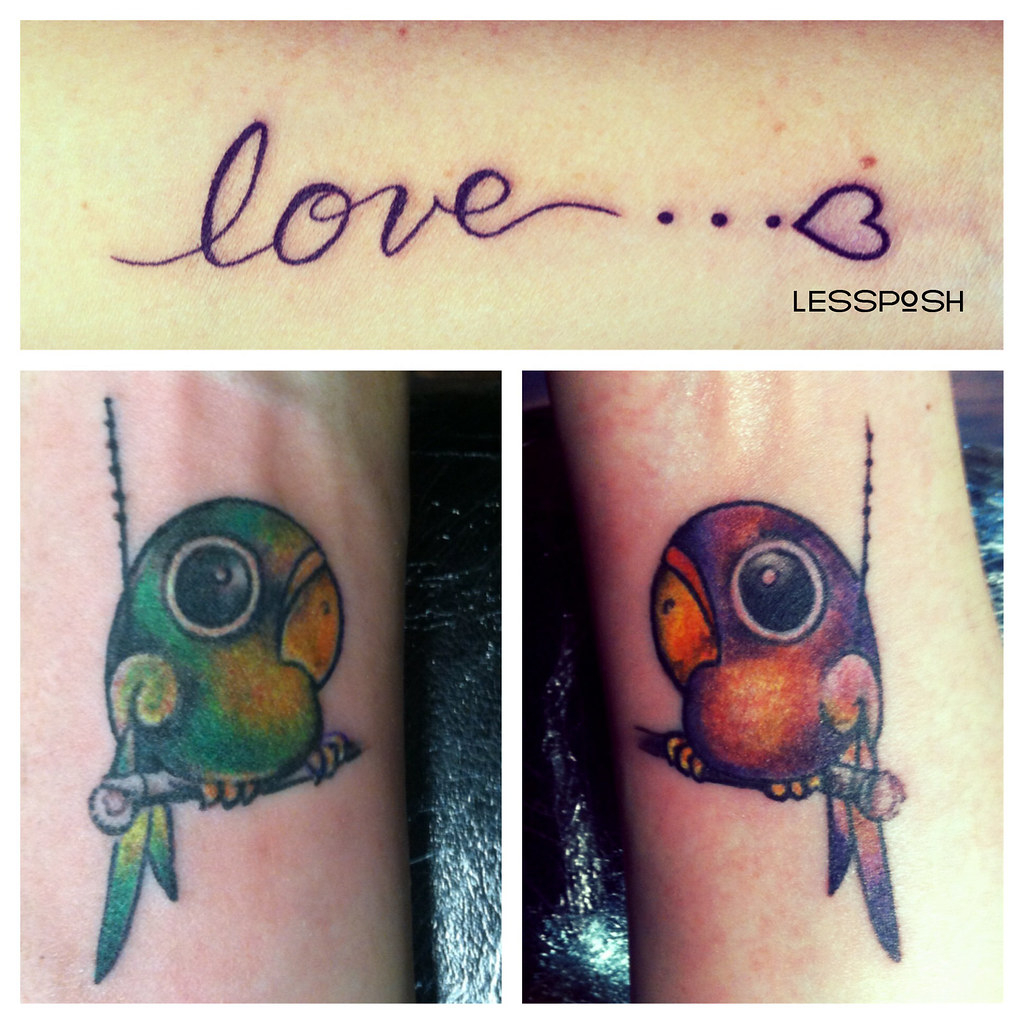 Cute Bird Tattoos Body Graphics Cms Flickr with regard to proportions 1024 X 1024