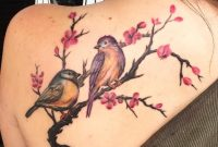 Cute Birds On Branch Tattoo On Left Tattoo Branch Tattoo within size 960 X 960