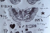 Harry Styles True Art Tattoos They Need The Anchor And His Leafs inside sizing 1536 X 2138