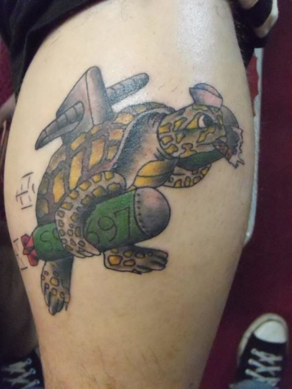 Here Are The Meanings Behind 19 Classic Sailor Tattoos We Are The pertaining to size 980 X 1306