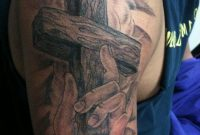 Jesus On Cross Tattoos For Men Religious Cross Tattoo On for sizing 800 X 1067