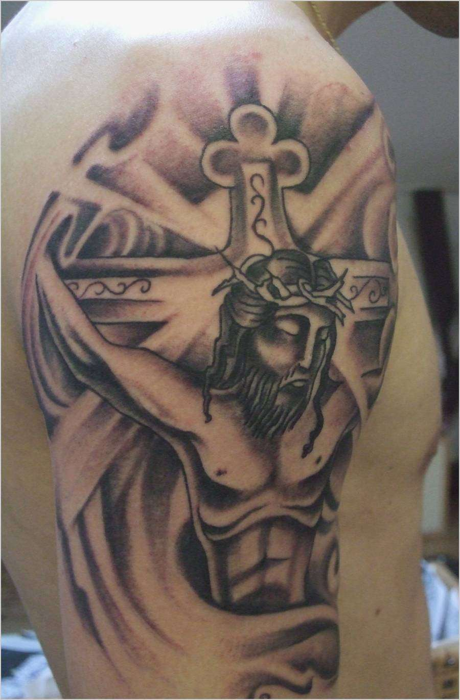 Jesus Tattoo Pictures 9001369 Christ Cross Tattoos Macyro inside dimensions 900 X 1369