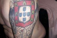 Portuguese Crest Portuguese Tattoo Portuguese Tattoo Tattoos inside sizing 774 X 1032