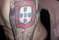 Portuguese Crest Portuguese Tattoo Portuguese Tattoo Tattoos pertaining to sizing 774 X 1032