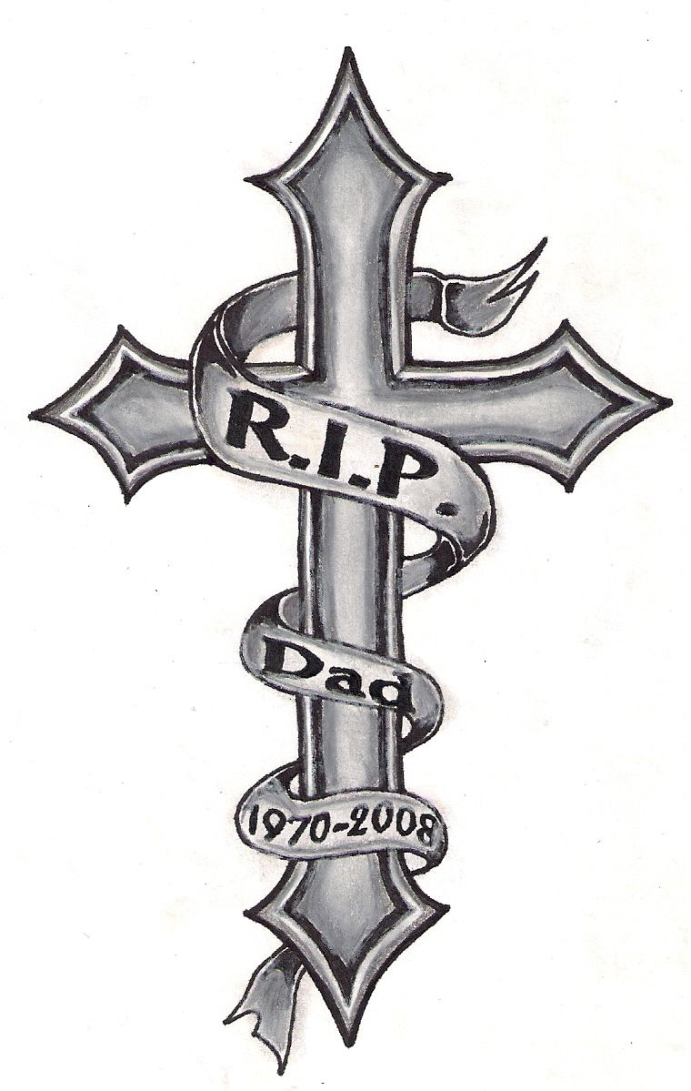 Rip Tattoos Designs Ideas And Meaning Tattoos For You Tattoos inside size 760 X 1199