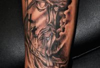 Tattoos For Men Crosses Jesus Christ Cross Tattoos Like Tattoo pertaining to proportions 864 X 924
