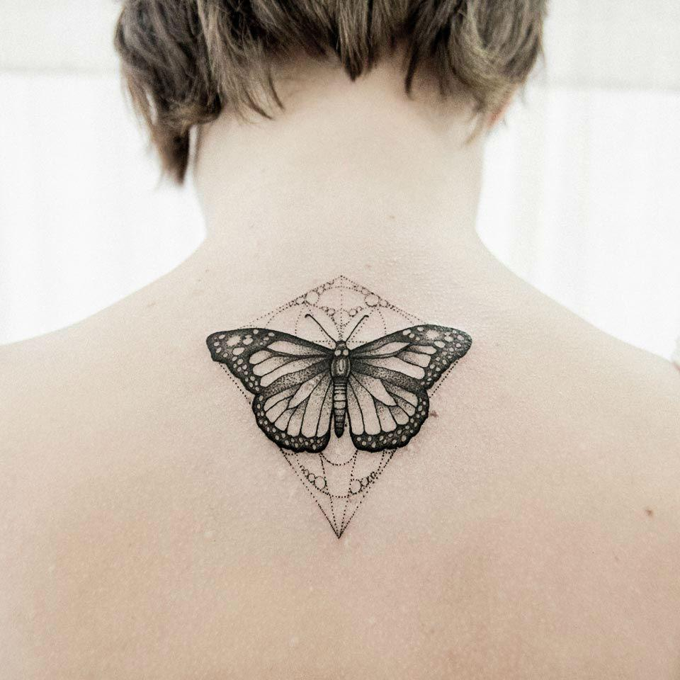 175 Exotic Butterfly Tattoo Ideas You Must Try inside measurements 960 X 960