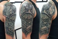 30 Medieval Armor Tattoos Ideas with size 1024 X 826