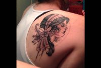 50 Shoulder Blade Tattoo Designs Meanings Best Ideas 2019 for measurements 1280 X 720