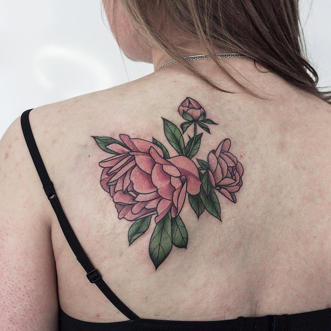 60 Best Upper Back Tattoos Designs Meanings All Types Of 2019 with regard to sizing 1080 X 1080