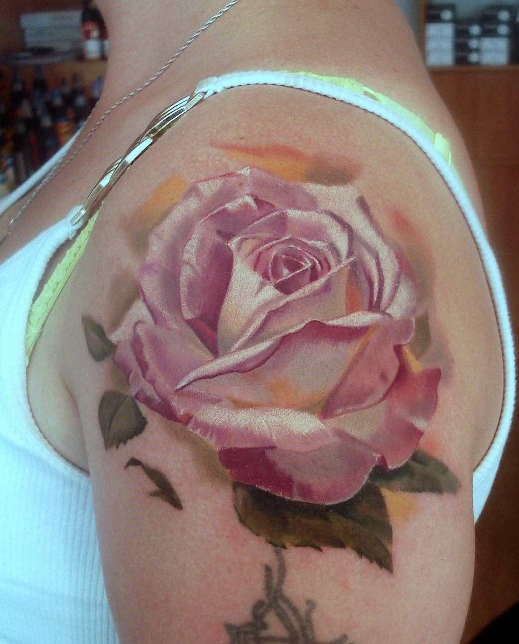 75 Best Rose Tattoos For Women And Men To Ink Tattoo Rose throughout sizing 1043 X 1293
