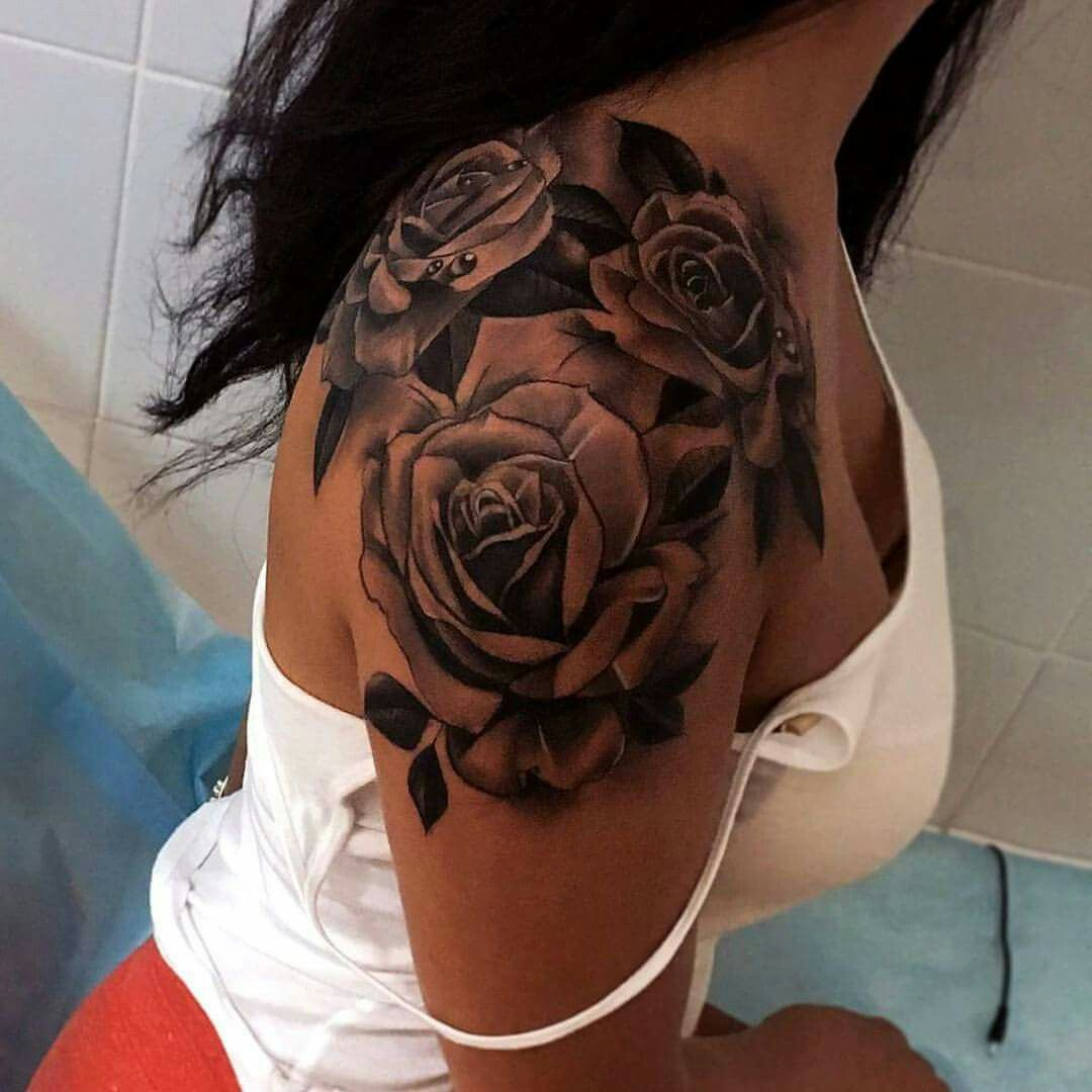 A Single Rose Tattoo Can Have So Much Versatility Tattoos for proportions 1080 X 1080