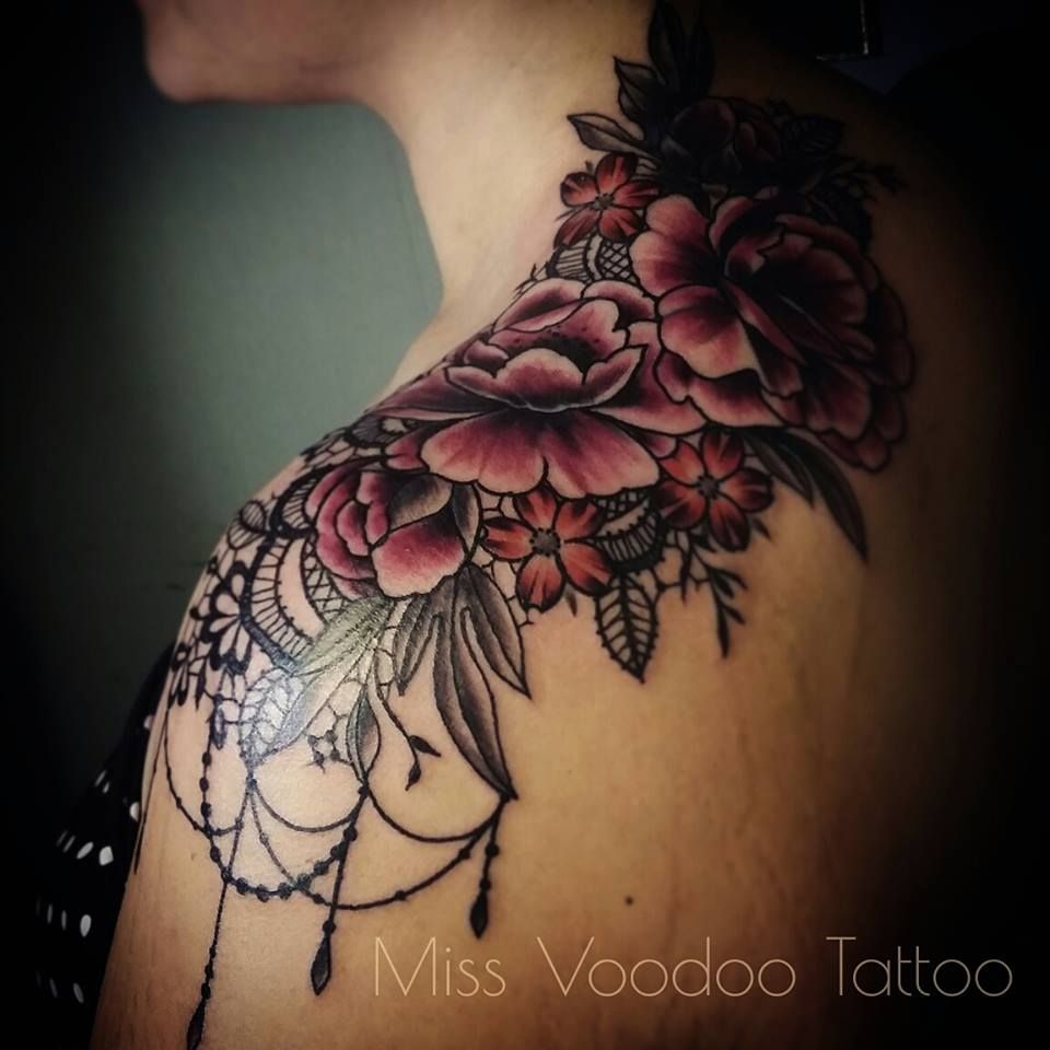 Caro Voodoo Tattoo Photo Inspiration Demplacement Sleeve in size 960 X 960