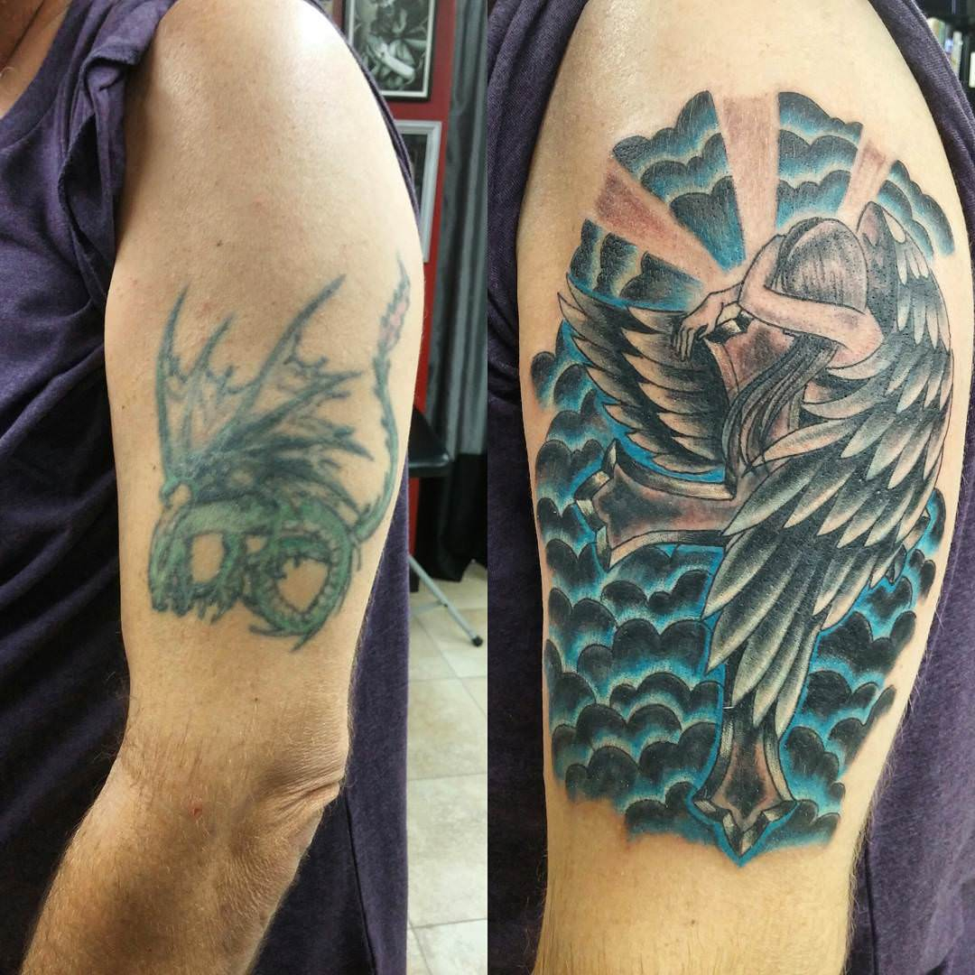 Cover Up Tattoos 101 Everything You Need To Know Before After with sizing 1080 X 1080