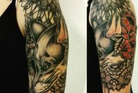 Fox Shoulder Tattoo Best Tattoo Ideas Gallery in sizing 1080 X 1080