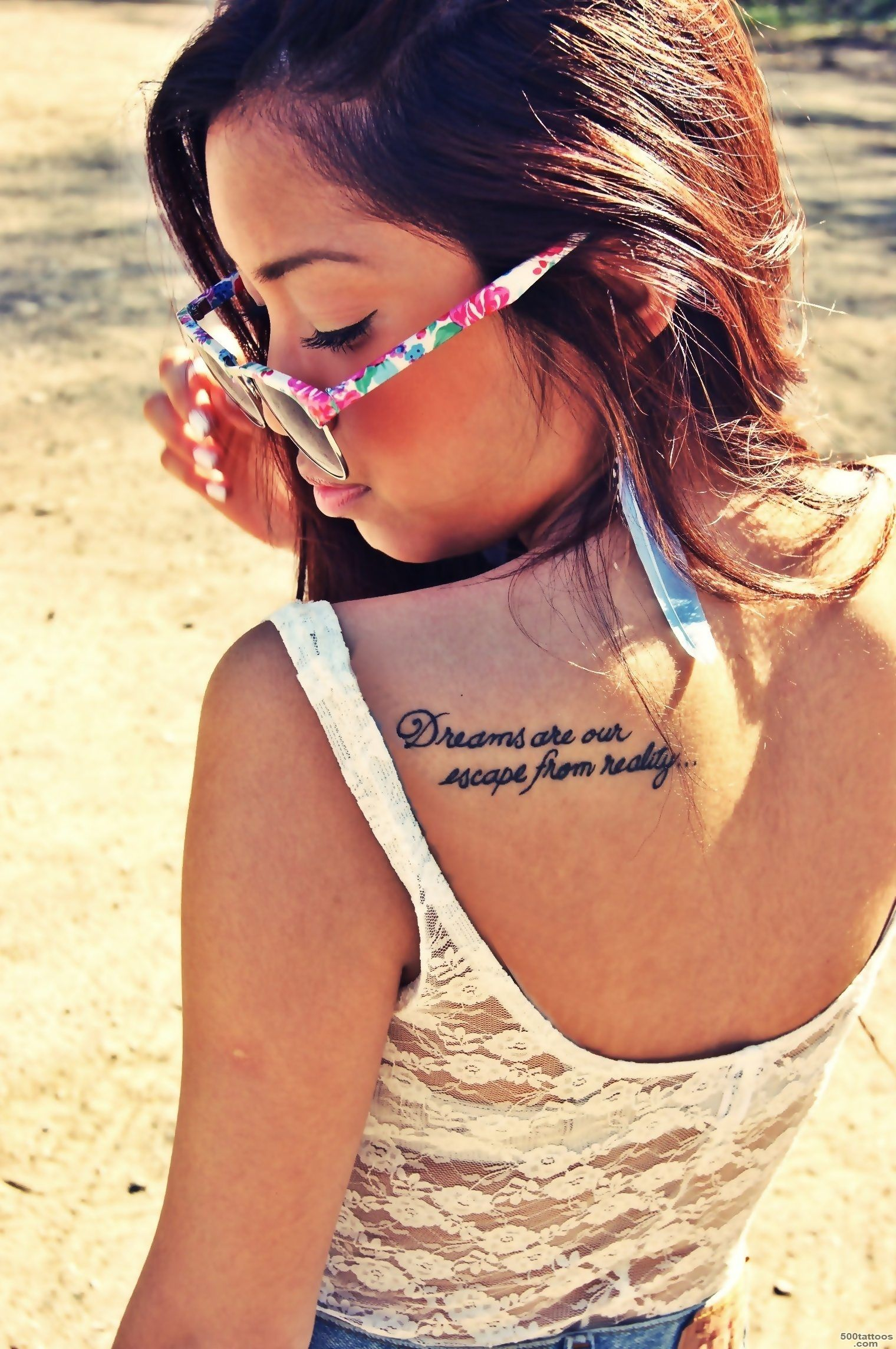 On Shoulder Blade Tattoo Photo Num 20409 throughout size 1520 X 2288