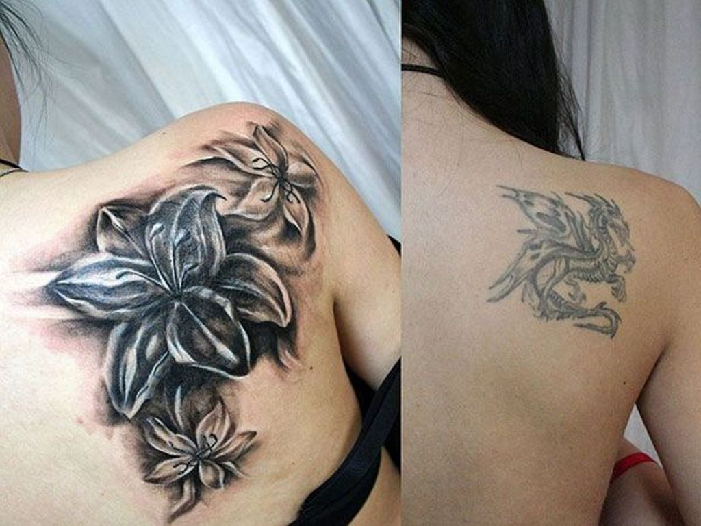 Pin Deb On Tattoos Tattoos Shoulder Cover Up Tattoos Cover within measurements 1024 X 768