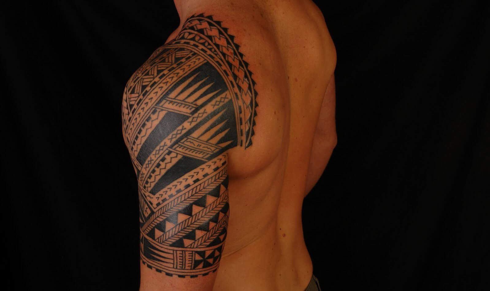Power 70 Best Tribal Tattoos For Men Improb in sizing 1598 X 950