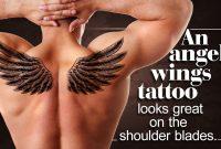 Shoulder Blade Tattoos inside dimensions 1200 X 750