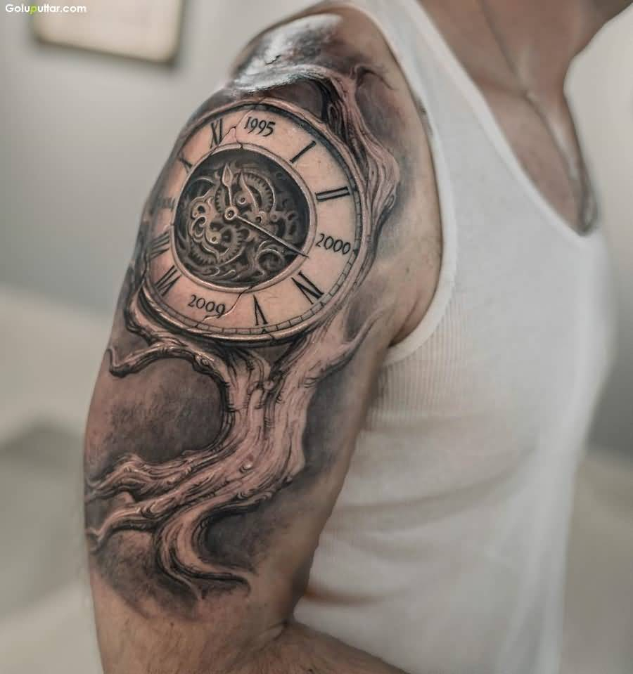 The 80 Best Half Sleeve Tattoos For Men Improb for proportions 900 X 959