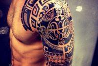 Top 50 Best Shoulder Tattoos For Men Next Luxury With Regard To regarding measurements 1024 X 1012