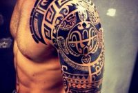 Top 50 Best Shoulder Tattoos For Men Next Luxury With Regard To with sizing 1024 X 1012