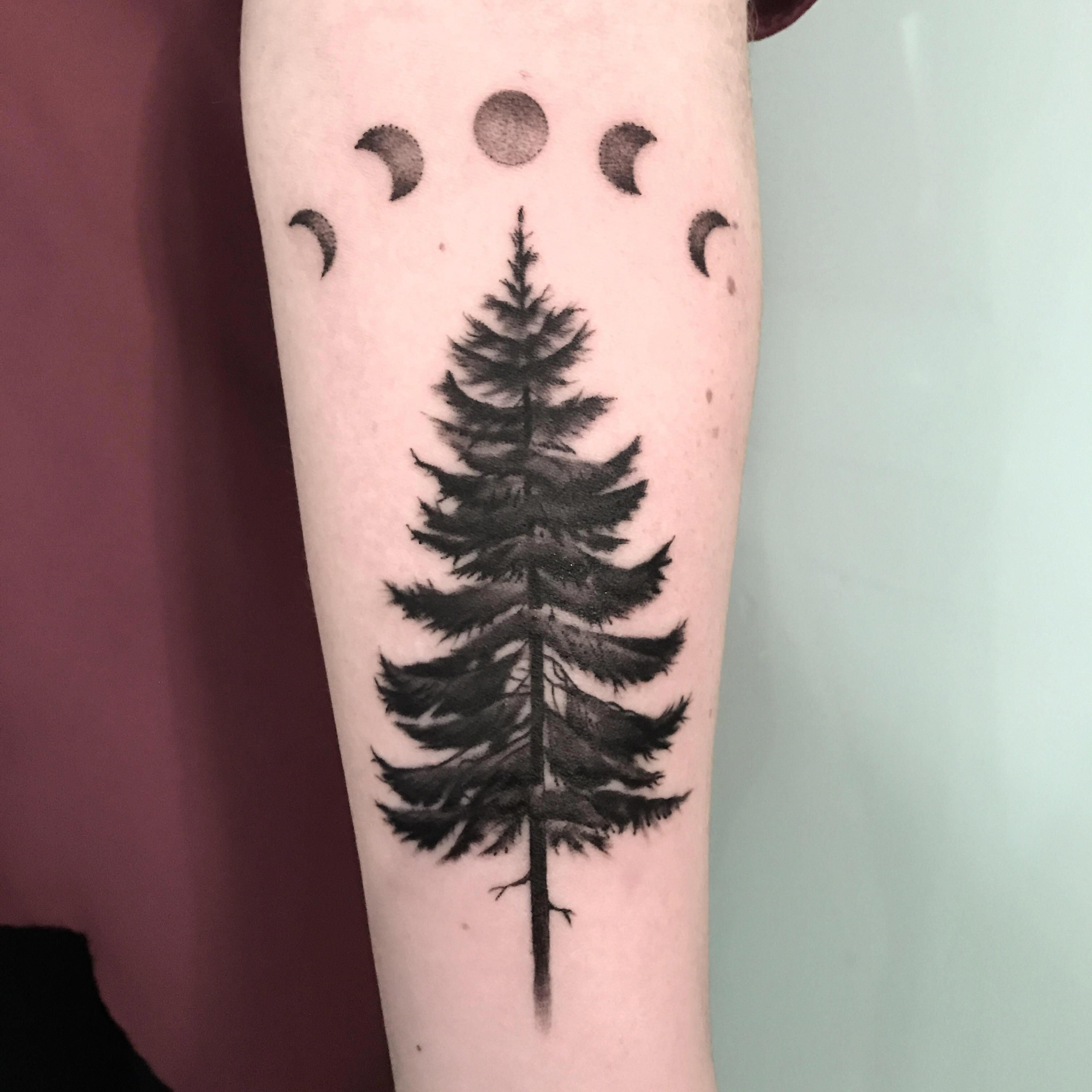 Tree Branch Tattoos On Back And Shoulder Tattoosonback Tattoos On for proportions 3024 X 3024