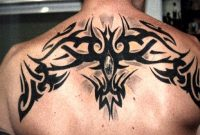 Upper Back Celtic Design Tattoos Tribal Back Tattoos Tribal within proportions 1280 X 1024